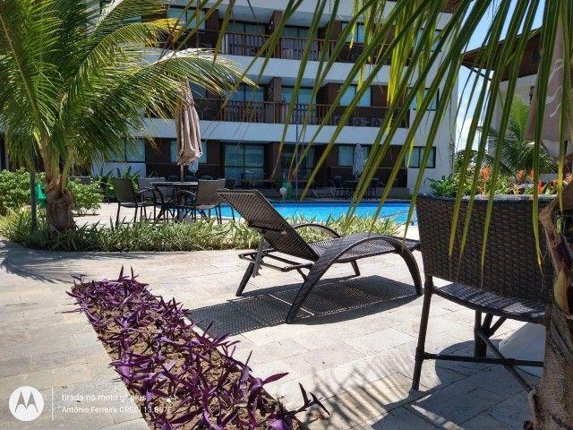 Ferre-Frente Piscina finamente mobiliada no Cupe Beach Living  - Foto 15