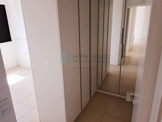 Apartamento para venda com 88 metros quadrados com 3 quartos em Farol - Maceió - AL - Foto 14