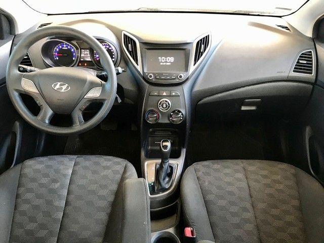 Hyundai Hb20 1.6 COMFORT PLUS 16V FLEX 4P AUTOMATICO - Foto 8