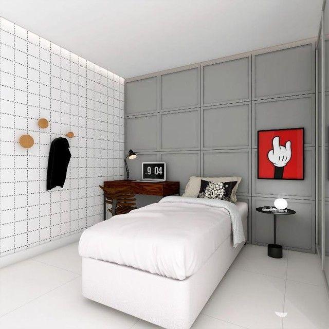 Apartamento à venda, 120 m² por R$ 703.800,00 - Pedra - Eusébio/CE - Foto 19
