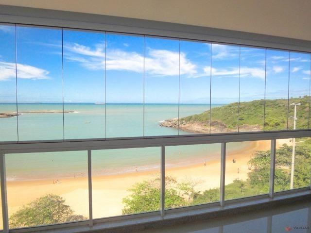 Apartamento em Guarapari - Praia de Bacutia - 4 suites