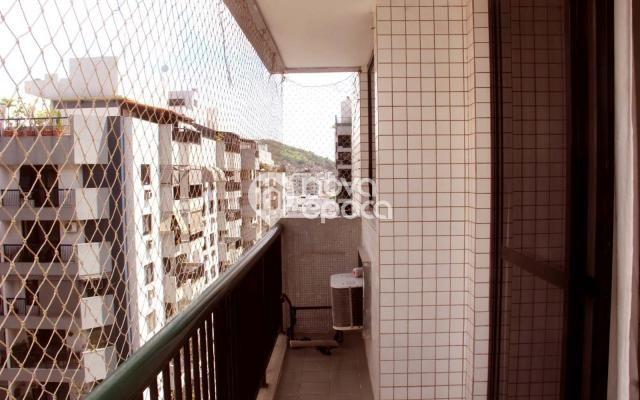 Apartamento à venda com 4 dormitórios em Grajaú, Rio de janeiro cod:AP4CB19485 - Foto 2