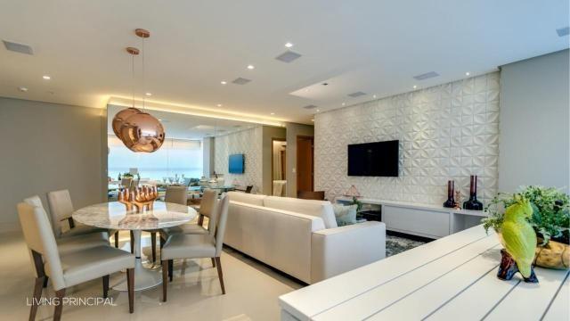 Apartamento 3 Suítes 121m² Próximo ao Vaca Brava - Essência Home Club - Foto 4
