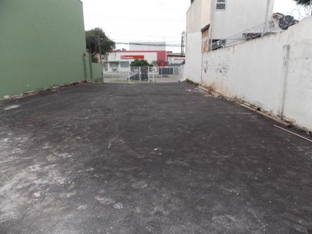 Terreno para alugar, 300 m² por R$ 4.000,00/mês - Rebouças - Curitiba/PR - Foto 4