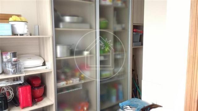Apartamento à venda com 2 dormitórios em Alto da boa vista, Rio de janeiro cod:851666 - Foto 17