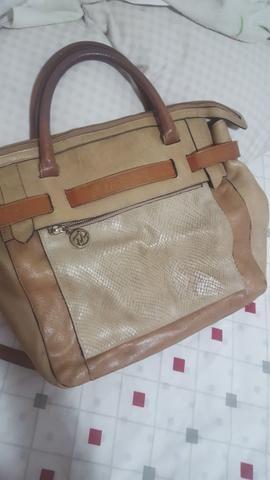 bb1687515 Bolsa de couro arezzo original - Bolsas, malas e mochilas - Fátima ...