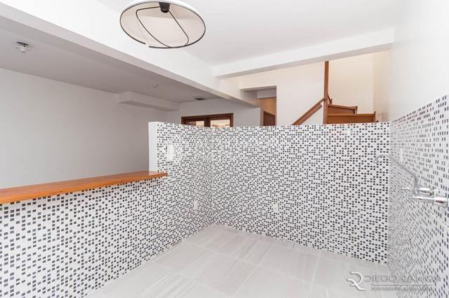 Casa de condomínio para alugar com 3 dormitórios em Ipanema, Porto alegre cod:291652 - Foto 5