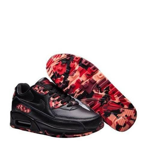 6214fd38a6 Tênis Nike Air Max 90 Feminino City Pack QS London Black - Roupas e ...
