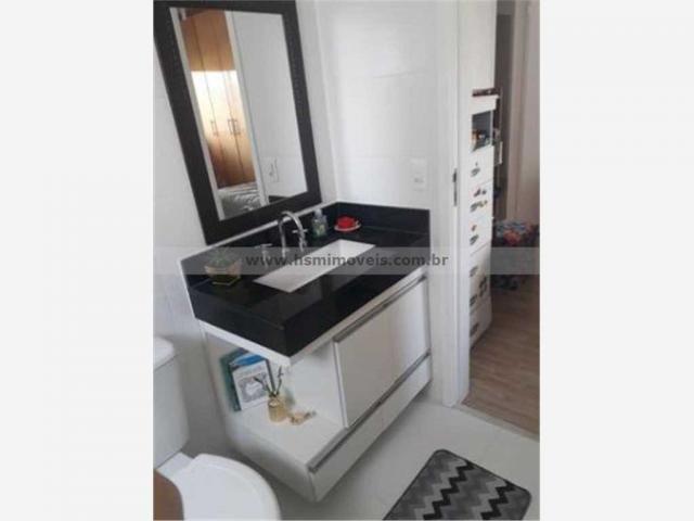 Apartamento à venda com 3 dormitórios em Centro, Sao bernardo do campo cod:15298 - Foto 13