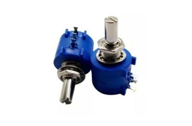 COD-CP111 Potenciometro De Precisão 10k 10 Voltas Mod. 3590s-2-103l Arduino Automação