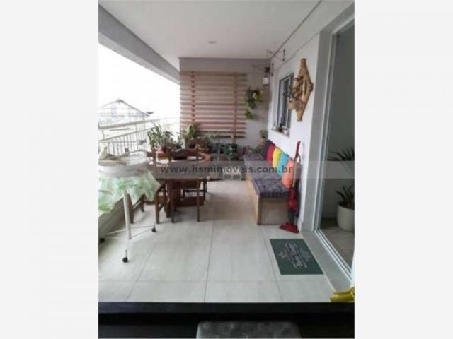 Apartamento à venda com 3 dormitórios em Centro, Sao bernardo do campo cod:15298 - Foto 3