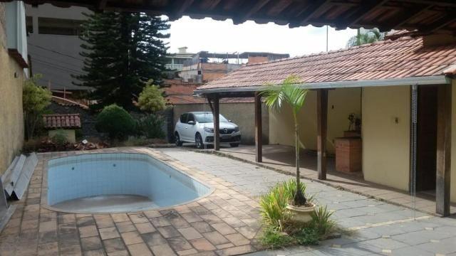 Casa com 3 dormitórios à venda, 388 m² por r$ 580.000 - caiçara - belo horizonte/mg - Foto 3