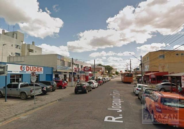 Loja para alugar, 62 m² por r$ 2.000,00/ano - pinheirinho - curitiba/pr - Foto 4