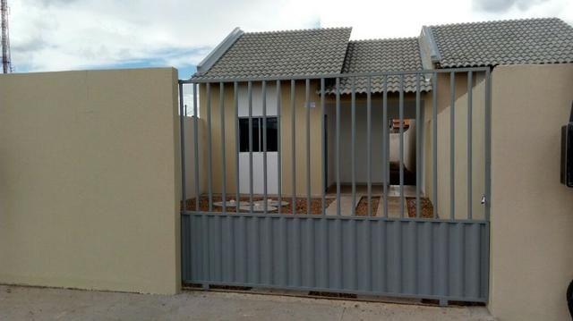 Casa no Paiaguas - VG pronta R$ 130 mil use seu fgts na entrada