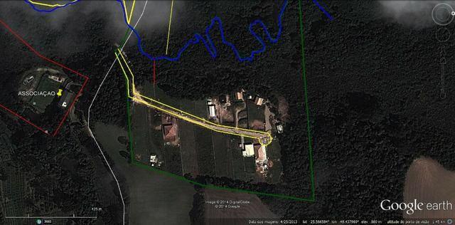 Ref. 702-1 Chácara de 2.000 m² com energia elétrica já instalado na Campina das Pedras - Foto 9
