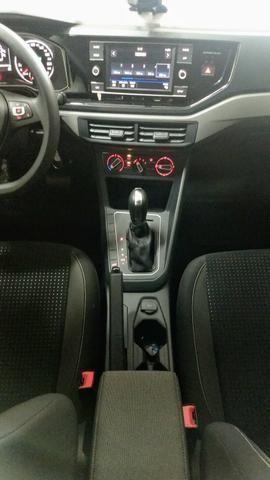 Polo TSi 200 TURBO 2018 COMFORTLINE AUTOMÁTICO 12.000 KMS - Foto 7