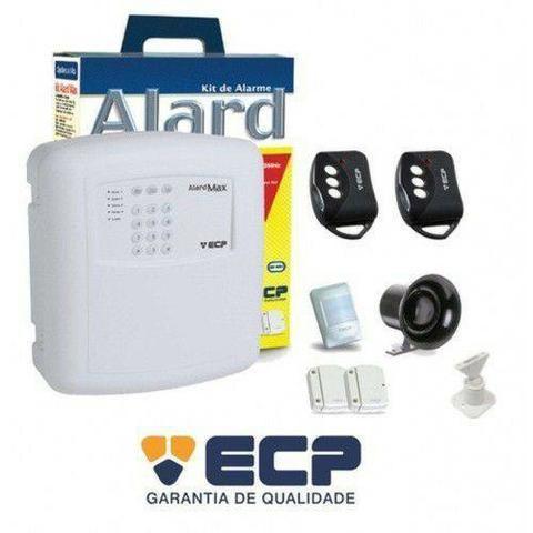 Kit Alard Max 4 ECP c/ Dois Controles Remotos