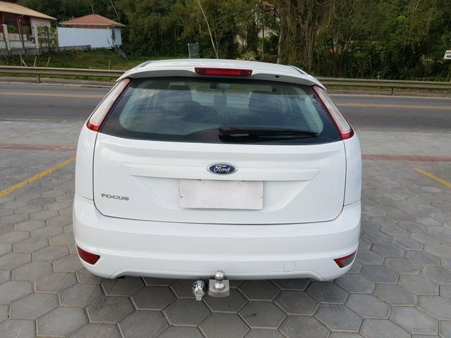 Ford Focus 1.6 2012 Único Dono Sem Retoques Airbag Abs - Foto 6