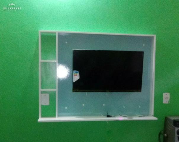 Promoção painel para tv até 43 com entrega e instalação e suporte grátis - Foto 3