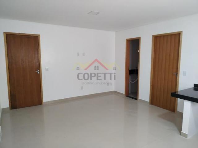 Apartamento 1 Quarto Novo no Porcelanato | DF-425, Região do Grande Colorado, Sobradinho - Foto 2