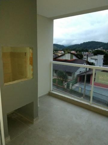 Apartamento Incrível com Elevador Rocio Pequeno Sao Frco do Sul SC 2 quartos 58m² - Foto 18