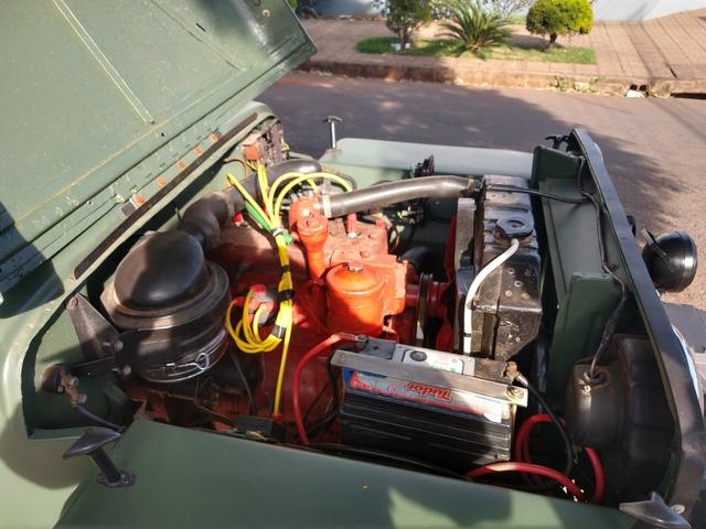 Jeep Willys Overland - Foto 10