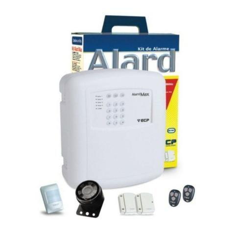 Kit Alard Max 4 ECP c/ Dois Controles Remotos - Foto 3