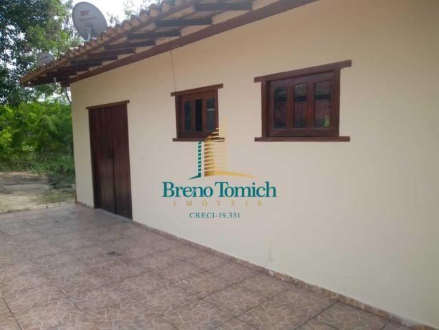 Casa com 3 dormitórios à venda, 276 m² por r$ 380.000,00 - trancoso - porto seguro/ba - Foto 2