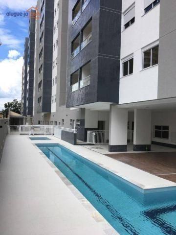 Apartamento com 2 dormitórios à venda, 76 m² por r$ 485.000 - jardim aquarius - são josé d - Foto 19