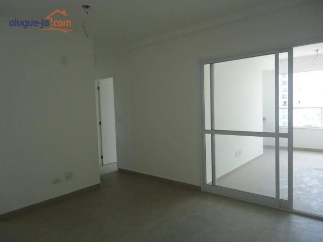Apartamento com 2 dormitórios à venda, 76 m² por r$ 485.000 - jardim aquarius - são josé d - Foto 3