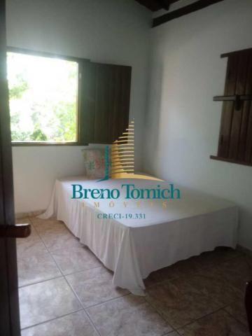 Casa com 3 dormitórios à venda, 276 m² por r$ 380.000,00 - trancoso - porto seguro/ba - Foto 5