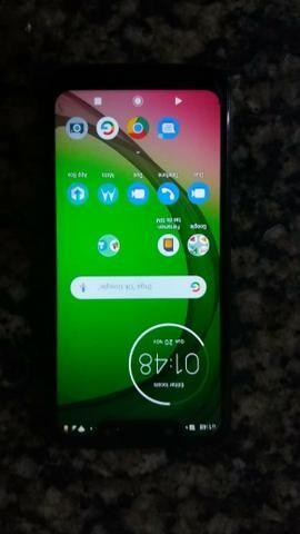 Moto G7 play 32 gb com pequenas marcas de uso - Foto 5