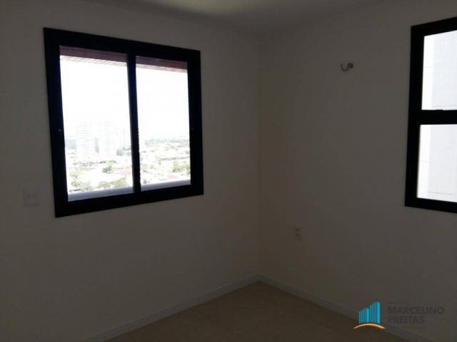 Apartamento com 2 dormitórios para alugar, 72 m² por r$ 1.509,00/mês - engenheiro luciano  - Foto 11
