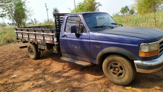 Ford f 1000 - Foto 2