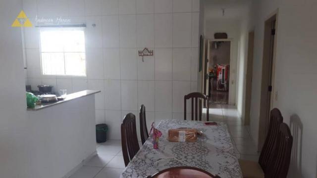 Casa com 2 dormitórios à venda, 100 m² por r$ 250.000,00 - itajuba - barra velha/sc - Foto 2