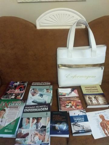 Livros de enfermagem - Foto 3