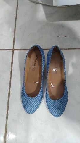 Vendo esse sapato usado 1 vez