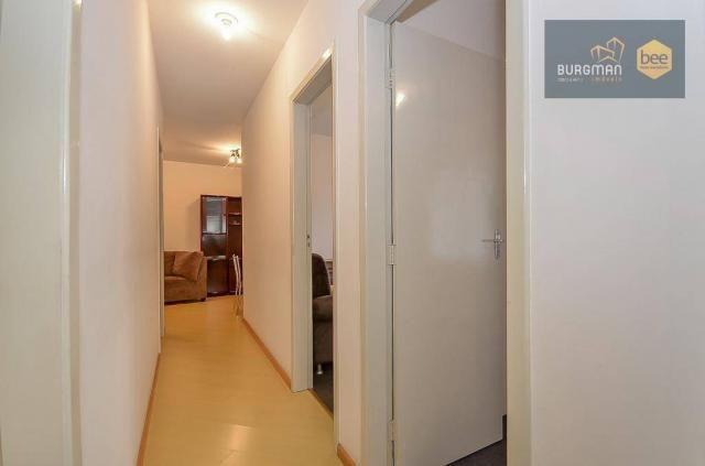 Ótimo apartamento térreo  semimobiliado,  com uma vaga- Ecoville Próximo à Universidade Po - Foto 10