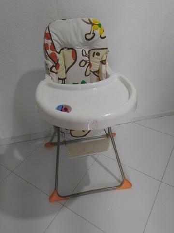 Cadeirinha de balanço + Cadeira alimentação - Foto 2