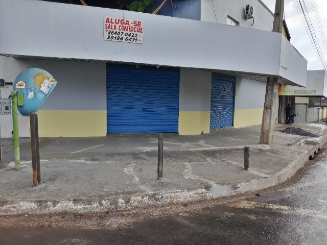 Sala comercial ampla setor cidade satélite sao luiz - Foto 8