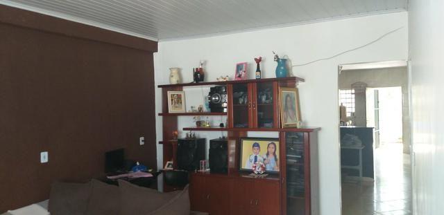 Oportunidade em planaltina DF vendo excelente casa na vila vicentina barato - Foto 3