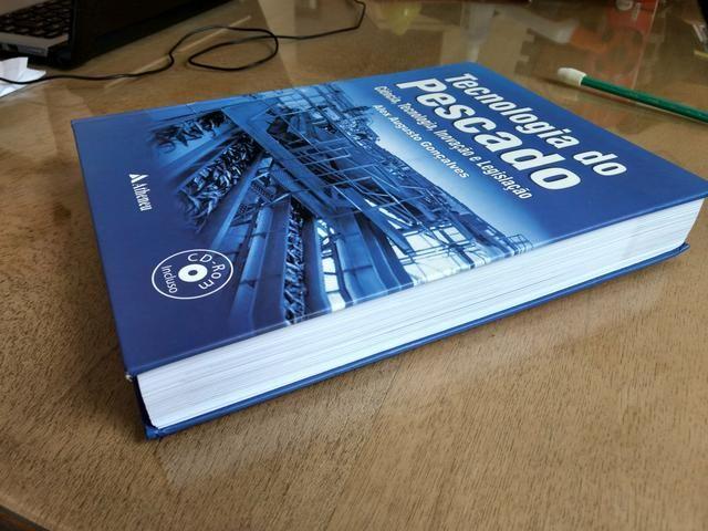 Livro Tecnologia do Pescado - Foto 2