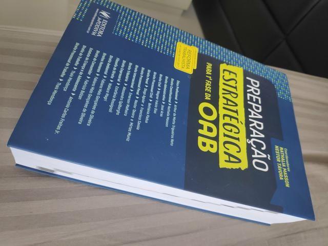 Livro preparação para Oab 1 fase - Foto 2