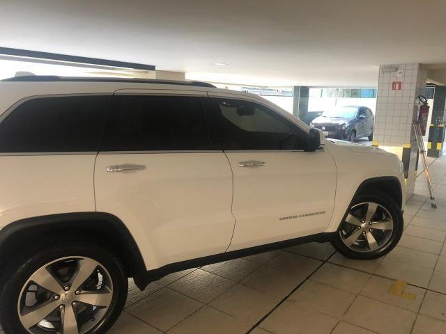Oportunidade - Grande Cherokee 3.6 V6 em perfeito estado