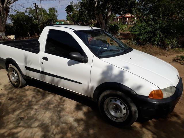 Fiat estrada 2001 13.000 - Foto 7