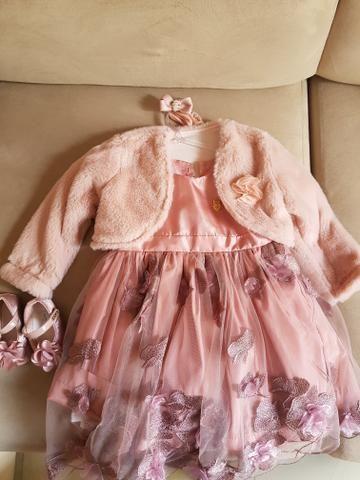 Vestido completo tamanho 1