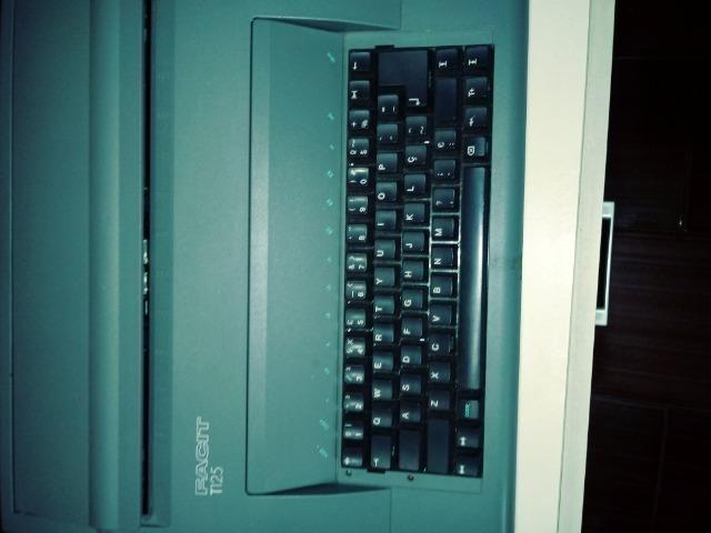 Vendo uma máquina de escrever elétrica - Foto 3