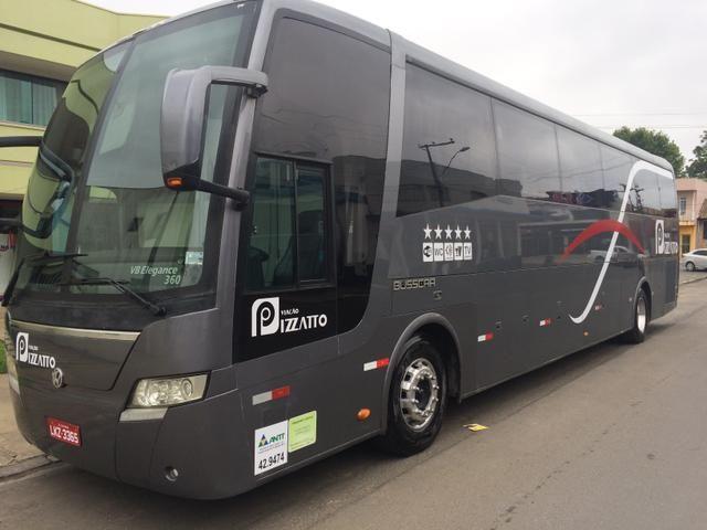 Ônibus Busscar 2008 elegante Buss