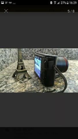 Câmera Sony Rx100 I [carregador/bateria, Polarizador, Tripé, MemoryCard] - Foto 2