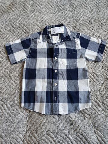 Camisa H M importada da Europa 2-3 anos - Artigos infantis - Asa Sul ... dc8dcda8ae1f8